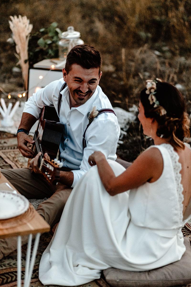 reportage mariage par DMK Destination Art photographe